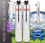 Water Filters, Salt Free Conditioners